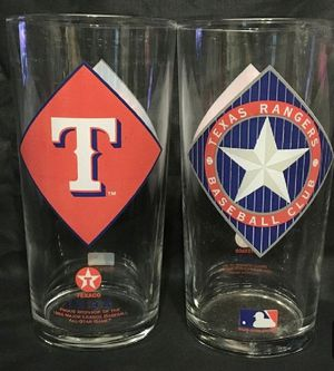 (4)1994 Texaco Collectible Glasses for Sale in Grand Prairie, TX