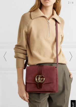 Gucci Arli Suede Bag for Sale in Anaheim, CA