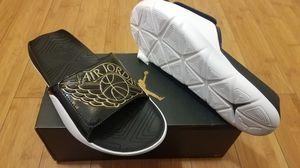 Jordan Velcro sandals size 10 for Men . for Sale in Paramount, CA