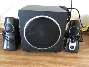 Barely Used Logitech Speakers for Sale in Sunnyvale, CA
