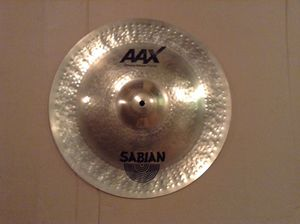 Sabian AAX China Cymbal - Very Clean & Sounds Awesome / Make An Offer for Sale in Tarentum, PA