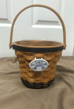 1999 Daisy Longaberger basket for Sale in Providence, KY