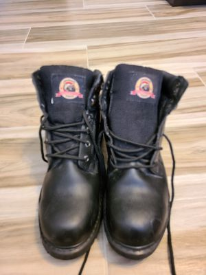 Steel toe work boots for Sale in Sun City, AZ