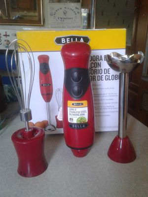 Hand Blender with whisk.. for Sale in Riverside, CA