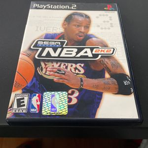 Ps2 NBA 2k2 for Sale in Bothell, WA