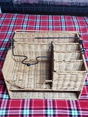 Office supply basket for Sale in Sidney, OH