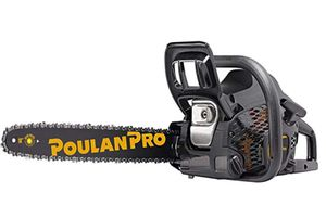 Poulan Pro PR4218, 18 in. 42cc 2-Cycle Gas Chainsaw, Case Included for Sale in Miami, FL