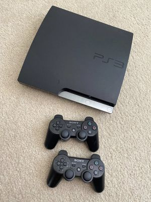PS3 and games for Sale in Chula Vista, CA