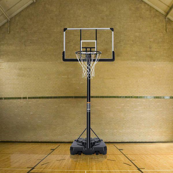 Portable Basketball Hoop & Goal Basketball System
