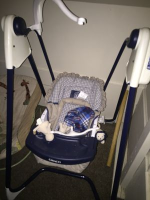 Baby swing for Sale in Roseville, MI