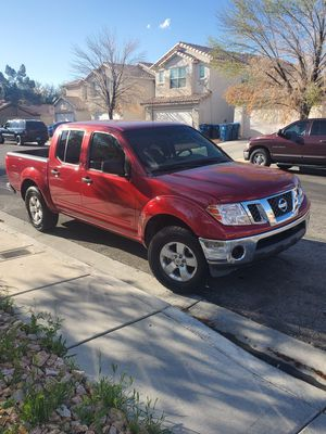 2010 nissan frontier for Sale in Las Vegas, NV