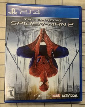 Amazing Spider-Man 2 Ps4 for Sale in Lewiston, ID