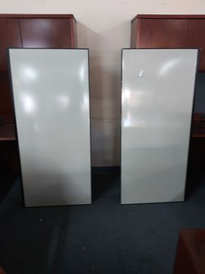 "$45 each MAGNETIC Dry erase board WHITE board 60"" x 28"" for Sale in Houston, TX"