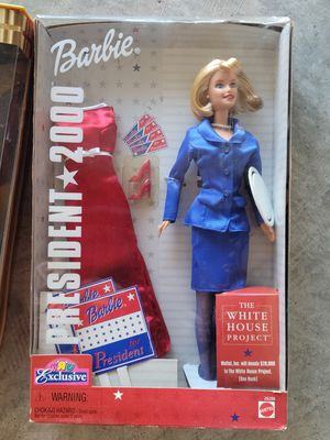 President 2000 Barbie for Sale in Hutto, TX