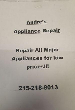 Appliance repair service for Sale in Philadelphia, PA