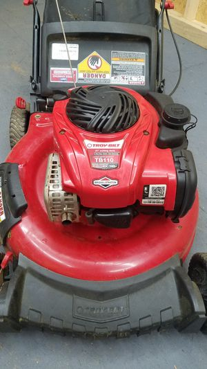"""Troy Built 21""""push mower for Sale in Matthews, NC"""