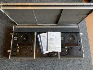 Pioneer DJ Equipment + Road Case for Sale in Chula Vista, CA