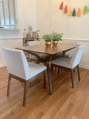 Mid Century Modern Table Set for Sale in Ashburn, VA