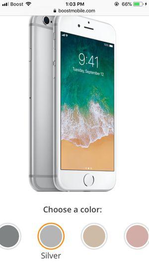iPhone 6 s for Sale in Abilene, TX