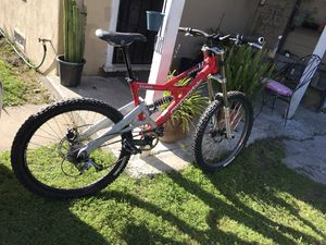 Cannondel downhill bike 800$ or BEST OFFER for Sale in Sacramento, CA