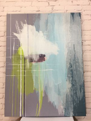 ART beautiful wall Decour.large 4' x 3' a real statement in any room for Sale in Albany, NY