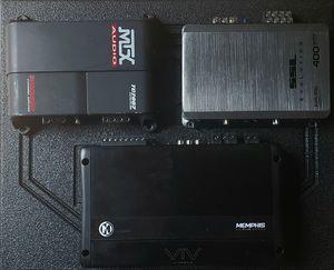 Memphis-Mtx-SSL Amps (Prices in the description/Precio en descripción) for Sale in Houston, TX