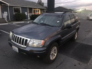 2004 Jeep Grand Cherokee 4X4 170k for Sale in Tacoma, WA