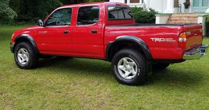 Beautiful RED Toyota Tacoma 4X4 for Sale in Seattle, WA