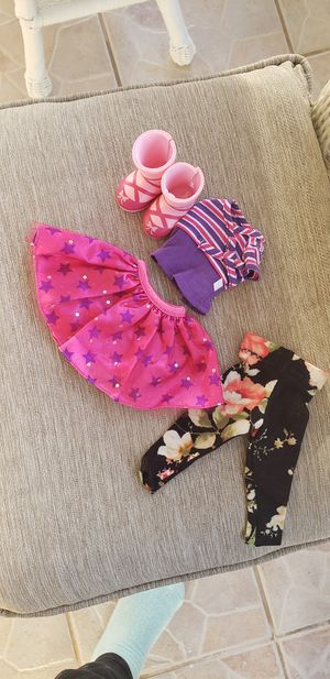 Wellie Wishers Doll Clothes for Sale in Miami, FL