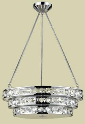 New Chandelier 43 tall, 30 diameter ,high cieling ,bulbs includes for Sale in Margate, FL
