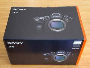 NEW Sony A9 Camera Body (US model with official warranty) for Sale in Mountain View, CA