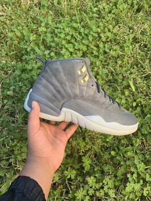 Air Jordan Retro 12 Wolf Grey (2017) for Sale in Houston, TX