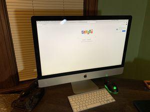"""POWERFUL iMac 27"""" 3.5GHz i5 for Sale in Urbana, IL"""