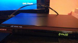 Sony DVD player DVP-SR200P for Sale in Cypress, TX