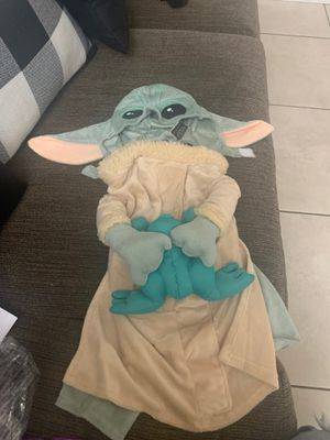 Yoda Pet Costume for Sale in Rancho Cucamonga, CA