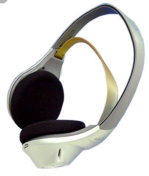 USED Sony MDR-RF945R Wireless Headphones Parts/Replacement NO CHARGING STATION for Sale in Decatur, GA