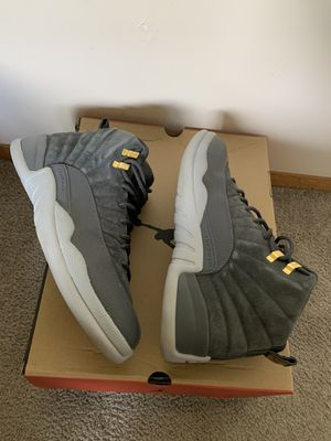 WORN ONCE JORDAN 12 SIZE 11.5 for Sale in Kent, WA
