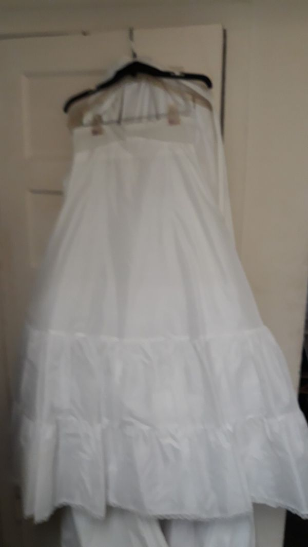 David's & Bridal Wedding Dress