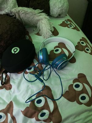 Wired beats solo headphones for Sale in Cornelius, NC