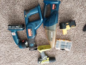 Ryobi power tools for Sale in Oklahoma City, OK