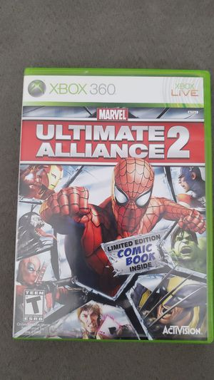 Marvel Ultimate Alliance 2 (Xbox 360) for Sale in Durham, NC