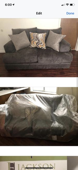 New Jackson Apartment Style Couch for Sale in El Dorado, AR