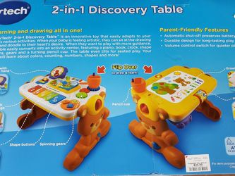 2-in -1 Discovery table for Sale in Stockton,  CA