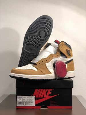 Jordan 1 Rookie of the year (SZ 12) for Sale in Tempe, AZ