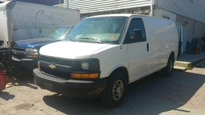 2011 Chevy Express Cargo Van for Sale in Passaic, NJ