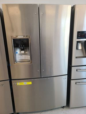 Electrolux stainless steel French door refrigerator new with 6 month's warranty for Sale in Mount Rainier, MD