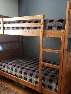Twin Bunked Bed for Sale in Elizabeth,  NJ