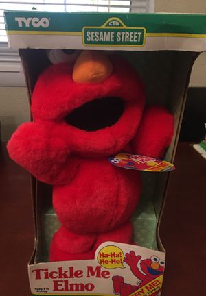 Tickle me Elmo stuffed animal for Sale in Norfolk, VA