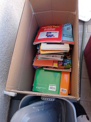 Education books for Sale in Perris, CA