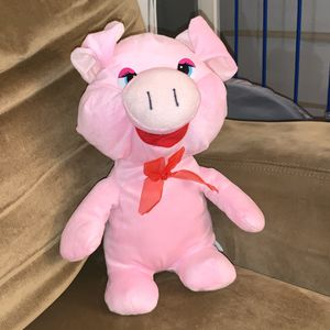 Piggy pig stuffed animal doll plush for Sale in Tacoma, WA